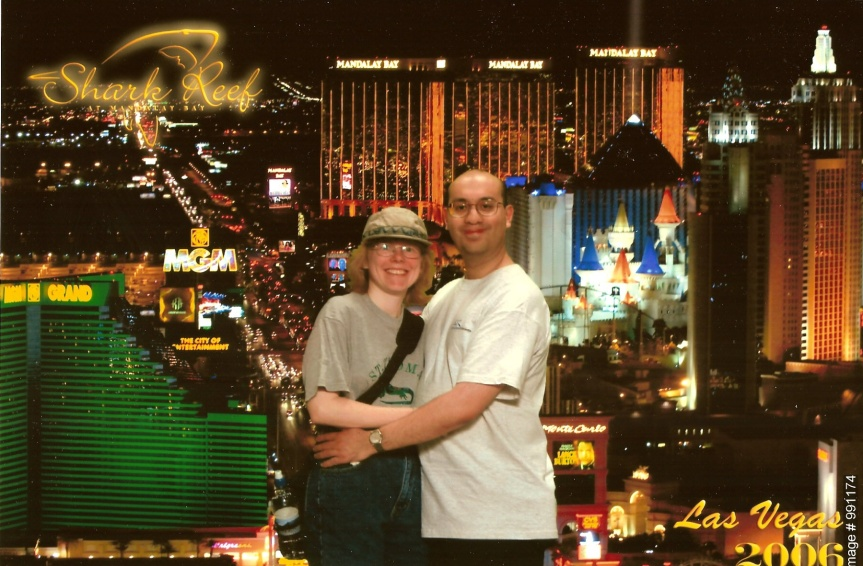 Gene & Janice hit Sin City