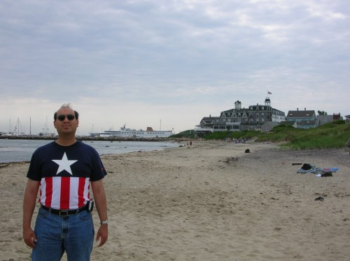 Gene in Nantucket