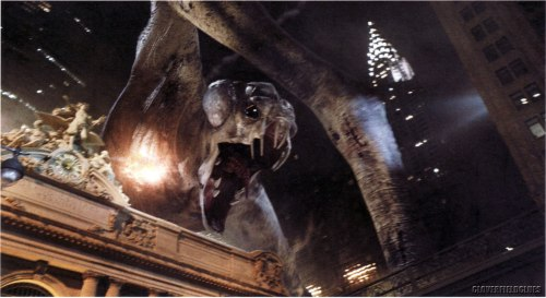 Kaiju in Manhattan