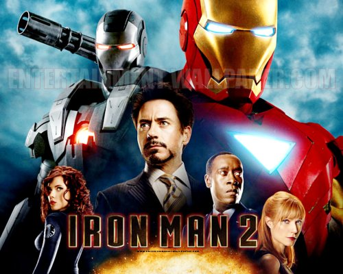 Disney/Marvel's Iron Man 2