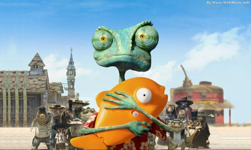 "Poster for ""Rango"""