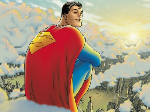 Grant Morrison and Frank Quietly's Superman