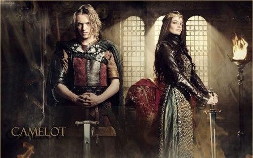 Camelot wallpaper