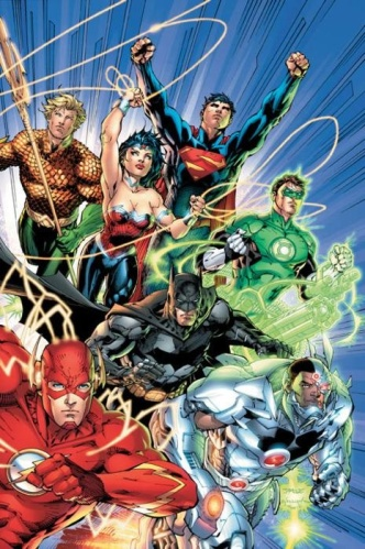 DC Comics' revived Justice League