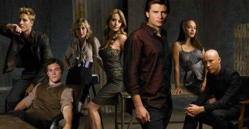 Season 6 cast of Smallville