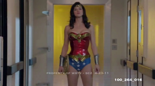 NBC's Wonder Woman