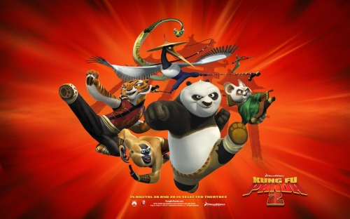 Wallpaper for Dreamworks' latest animated movie