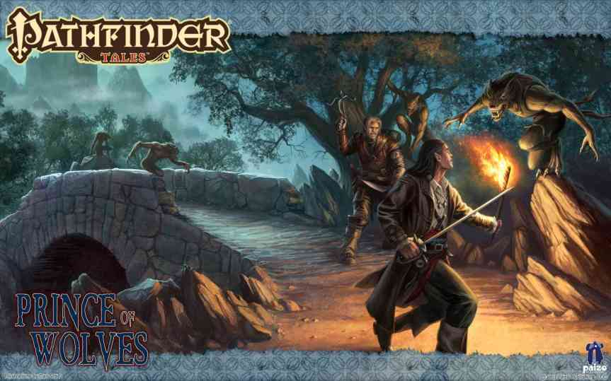 Wallpaper from Paizo