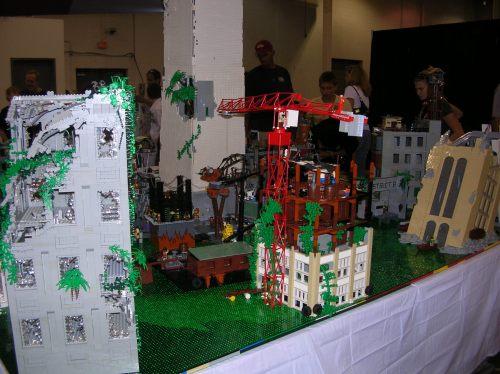 Post-apocalyptic Lego at BrickFair 2011