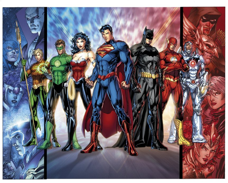 Justice League revised