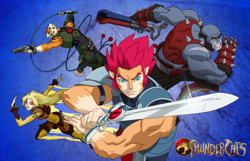 Cartoon Network's new Thundercats