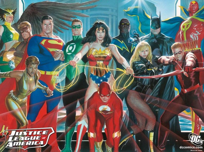 Pre-DCnU Justice League
