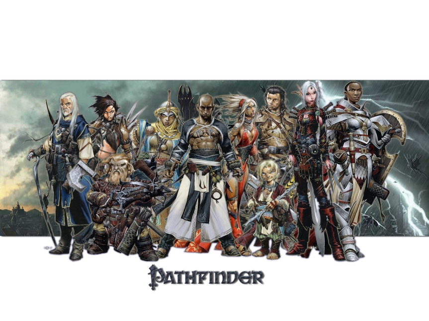 "Iconic ""Pathfinder"" characters"