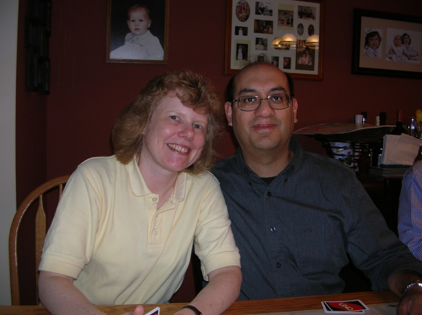 Janice & Gene