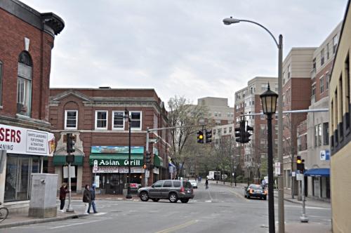 Waltham's Moody Street