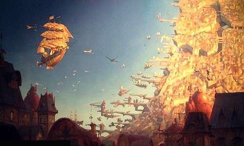 Treasure Planet port