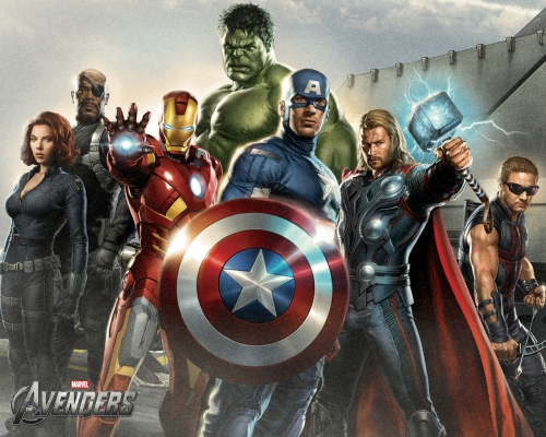 Marvel's mightiest heroes