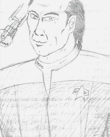 Sketch of Capt. Tzu