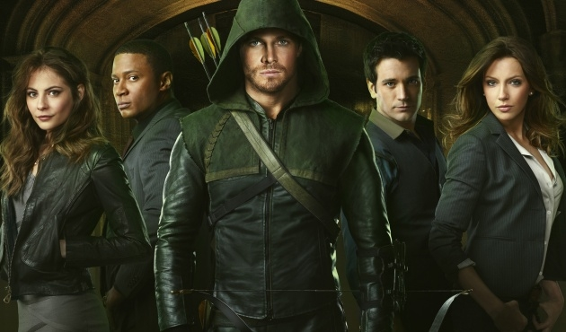 "The CW's upcoming ""Arrow"" TV series"