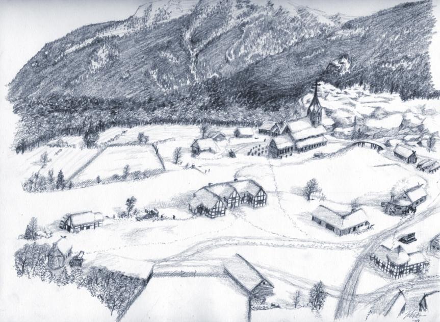 Hifalendorin village of Androth