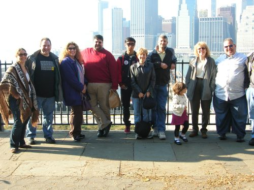 Reunion in New York City