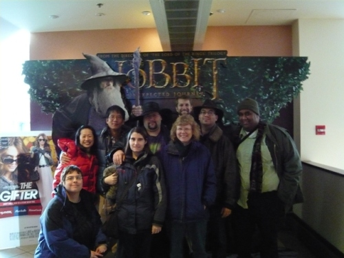 Boston showing of The Hobbit