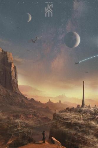 Edgar Rice Burroughs' Mars