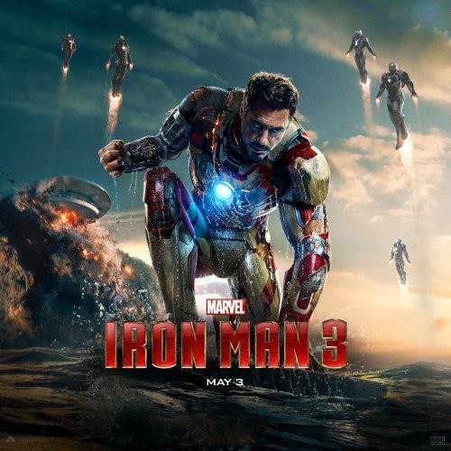 Iron Man 3 desktop