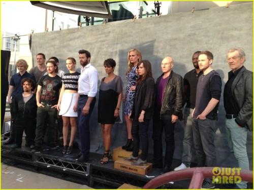 X-Men cast, past and present