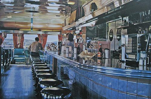 Ralph's Diner 1982