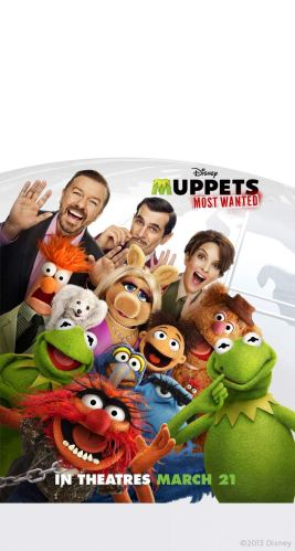 Film Review: 'Muppets Most Wanted' - variety.com