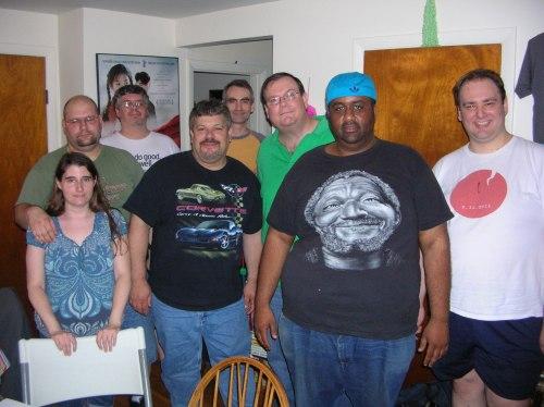 Byron V.O.'s June 2014 visit