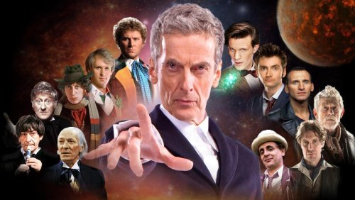 Peter Capaldi joins an elite fraternity