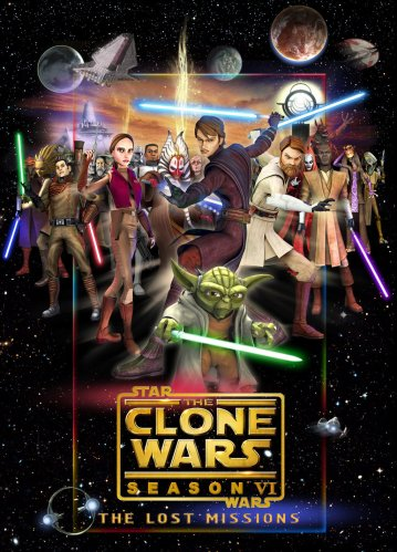 Star Wars: Clone Wars Season 6