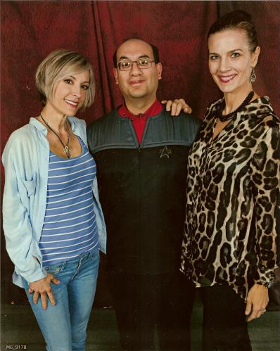 Star Trek 2014 photo op